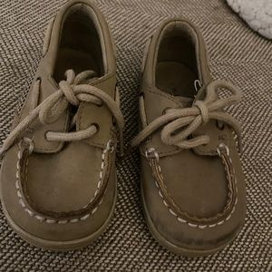Sperry toddler shoes
